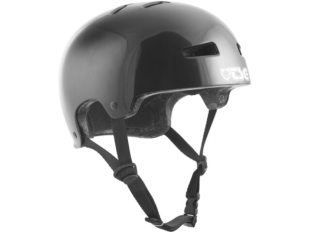 TSG Evolution Injected Color Helmet Barn injected black